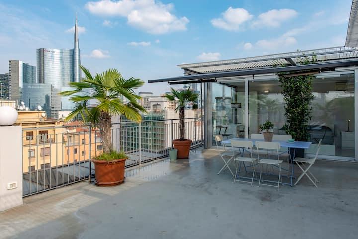 Garibaldi Rooftop!