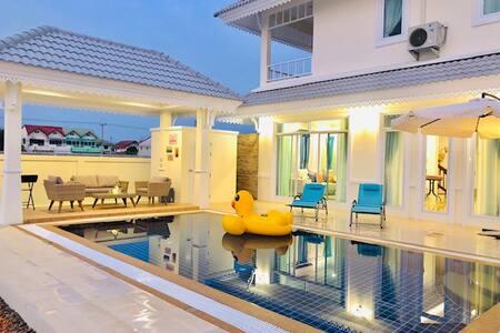 Nahm Luxury Nice Breeze Pool Villa Hua Hin & Chaam