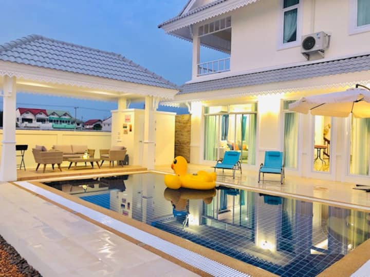 Nahm Luxury Nice Breeze Pool Villa Hua Hin & Chaam