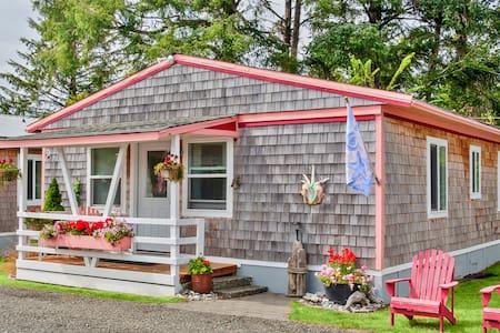 Ocean Spray Cottage #4 - Kisház
