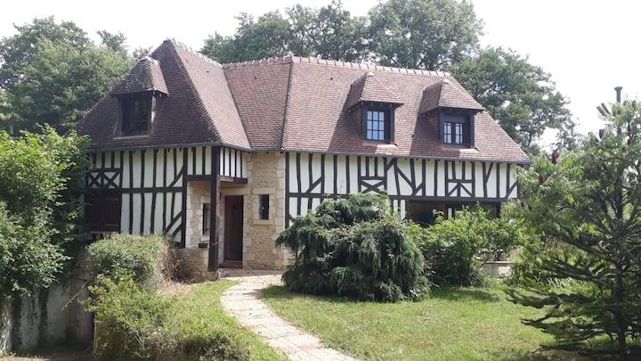 Maison de famille normande