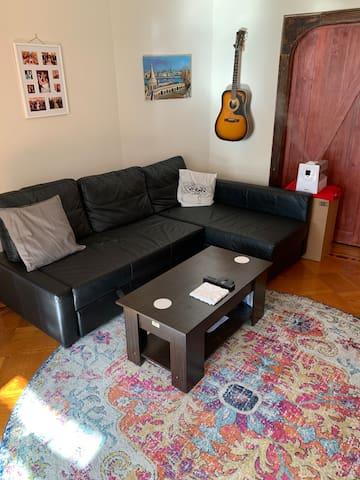 Big spacious private room