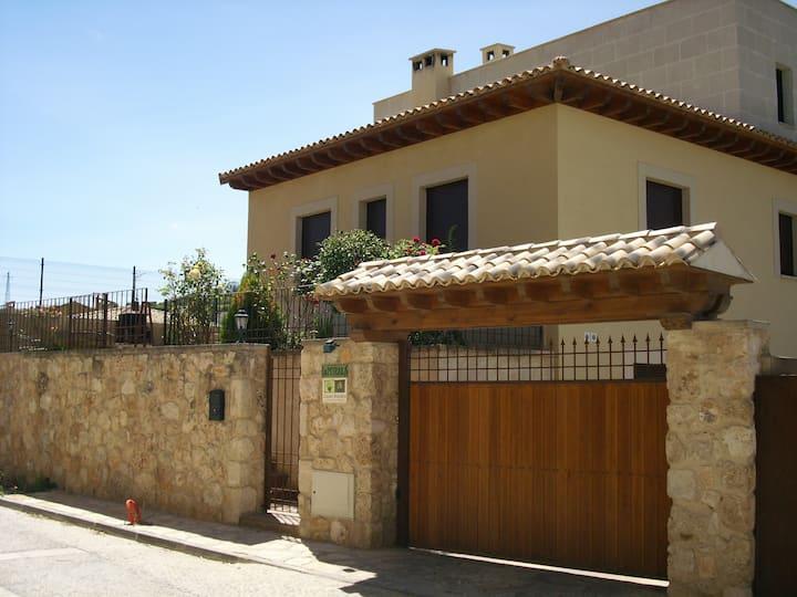 Casa rural Las murallas, Brihuega