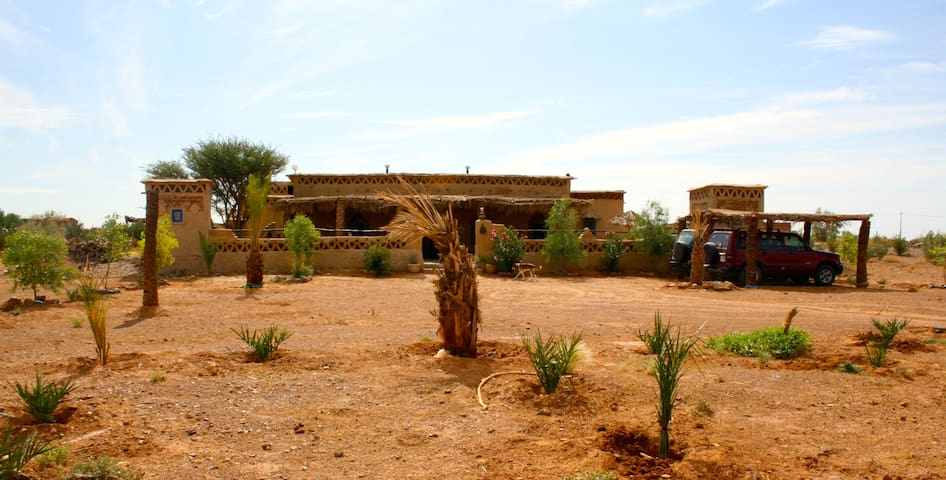 Kasbah Luna del Sur, la magia del desierto. - Merzane - Dům pro hosty