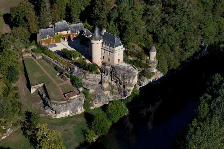 Stunning castel 10min away from Lascau