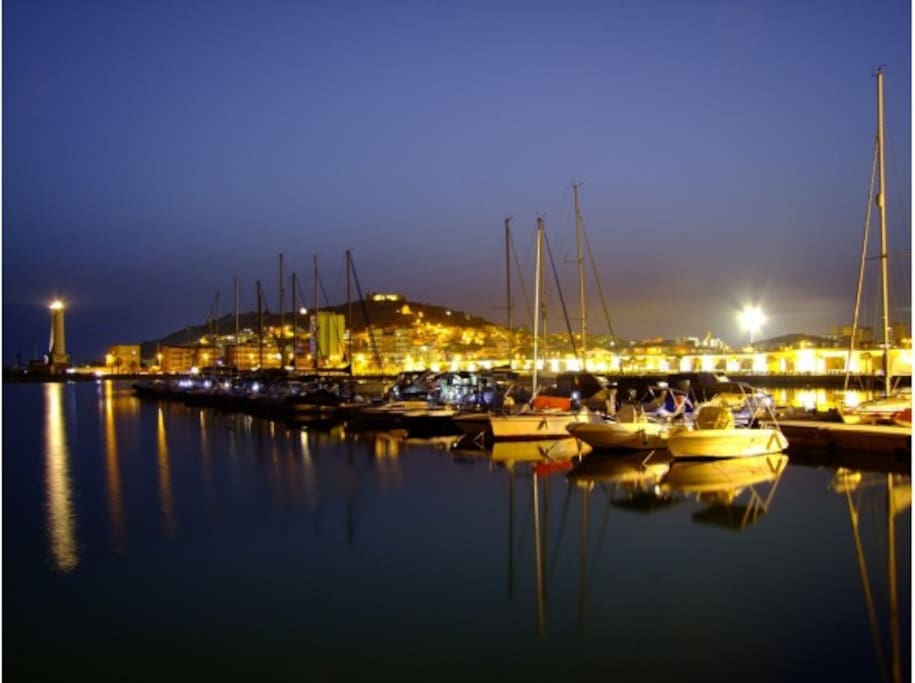 Licata by night