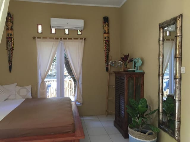Sweet home / two bed rooms house