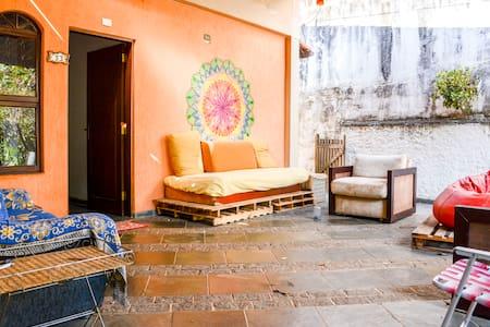 O Paraíso na Zona Sul Cama Solteiro - Haus