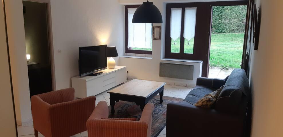 Appartement au calme, proche du lac Léman