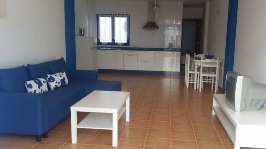 Apartment MYLOW in Caleta de Sebo f