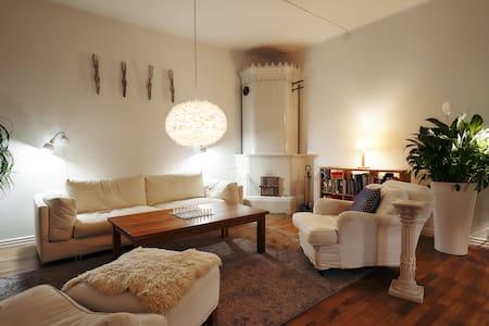 Old world luxury! Stylish loft in very center