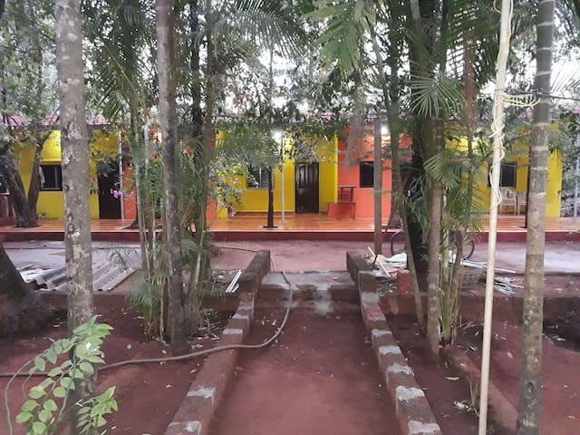 Ramanant Village Resort M.T.D.C.Bed&Breakfast Sch.