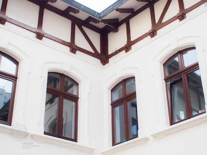 Relax Aachener Boardinghouse Dachgeschoss