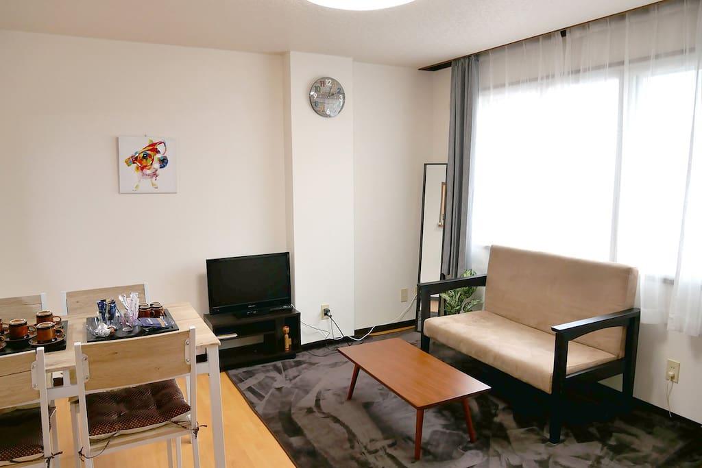 60㎡ 침실 3 개 하코다테 주차무료 입지가 좋은 - 函館市의 ...