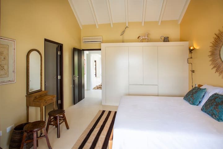Bedroom 4 with private bathroom.
