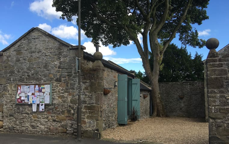 Old Vicarage Barn - Youlgreave - Apartament