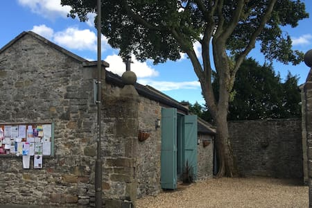 Old Vicarage Barn - Youlgreave - Apartamento