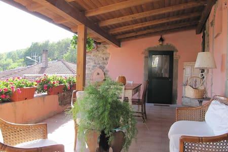 Stanza Privata in Affascinante casa Toscana - Costamala - Rumah