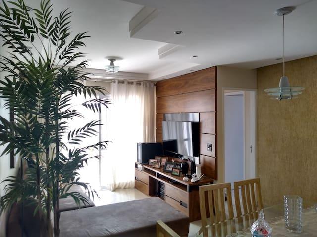 Apartamento Top perto metrô e museu Ipiranga - SP