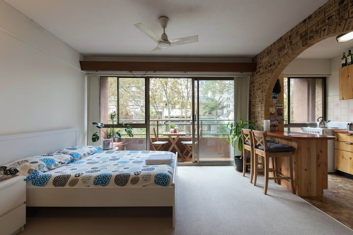 Lovely Studio in the heart of Potts Point - Potts Point - Apartment