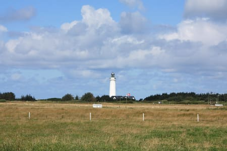 Apartment close to beach & town! - Hirtshals