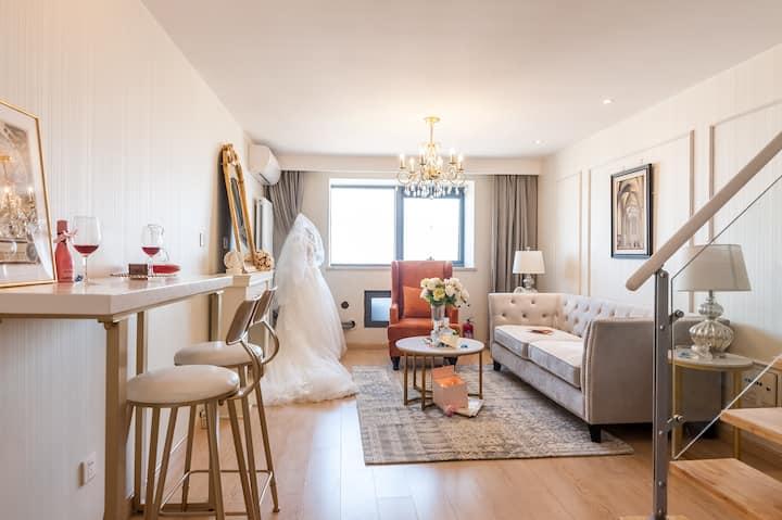 求婚胜地 婚纱主题 [罗马婚期]  英式复古主题婚纱loft 诠释求婚的瞬间 圆你新娘梦