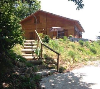 maison bois location de juin a septembre
