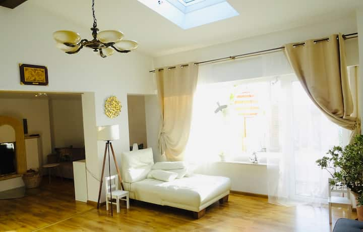 Appartement F - Frankenwald - Ferien - Freude