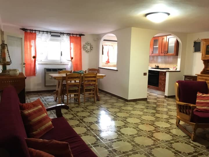Appartamento in villa a Follonica