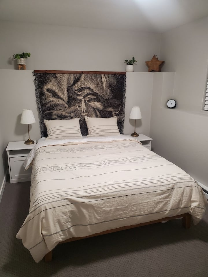 ☆ CANDLE Room Stay! Close to DOWNTOWN Tacoma! ☆