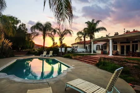 Private double room in wine country - 特曼庫拉(Temecula)