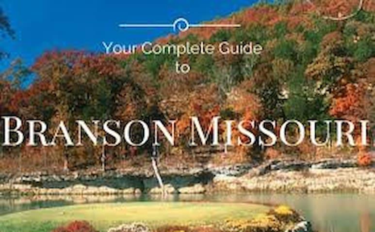 Branson Guidebook