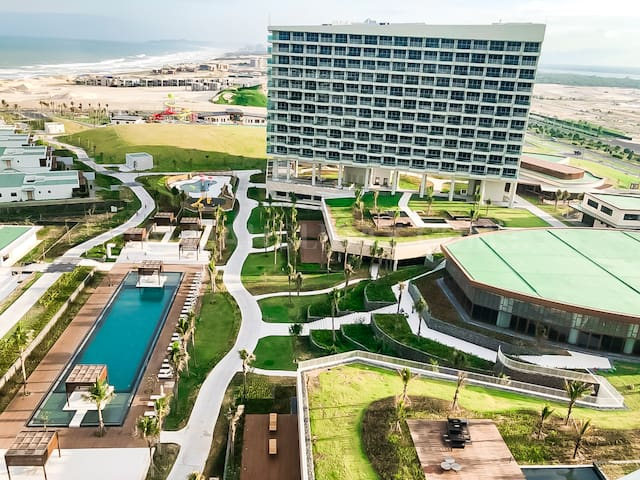 ALMA Resort Nha Trang 5*-Condo 1BR-5pax