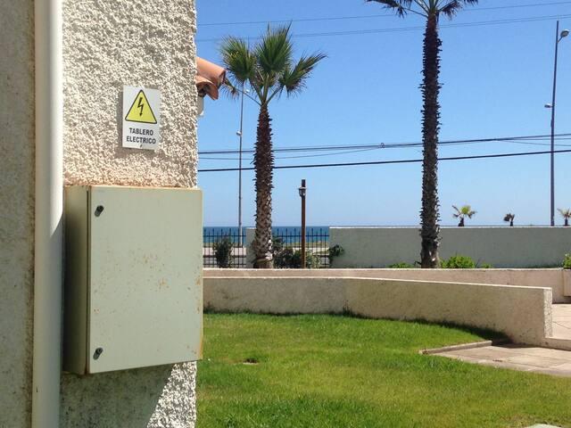 Disfruta departamento frente al Mar (5 personas) - La Serena - Apartment