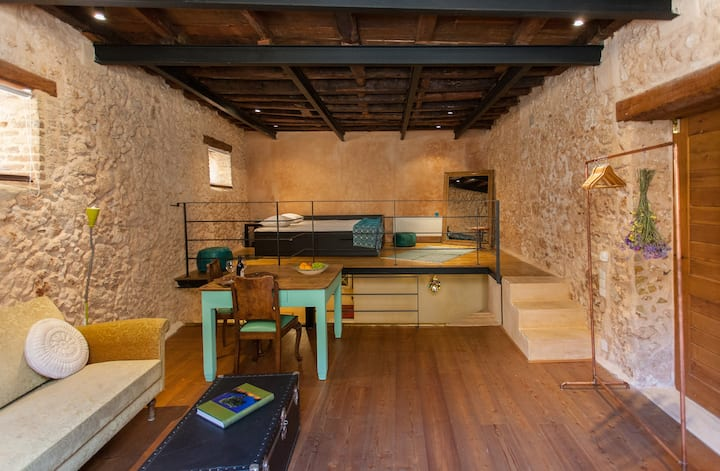 History & Charm in Old Town Chania