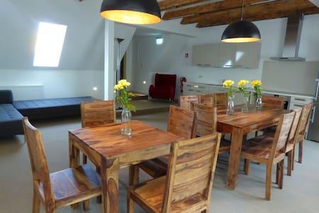 Ferienwohnung am Lustwall - Wolgast - Apartament