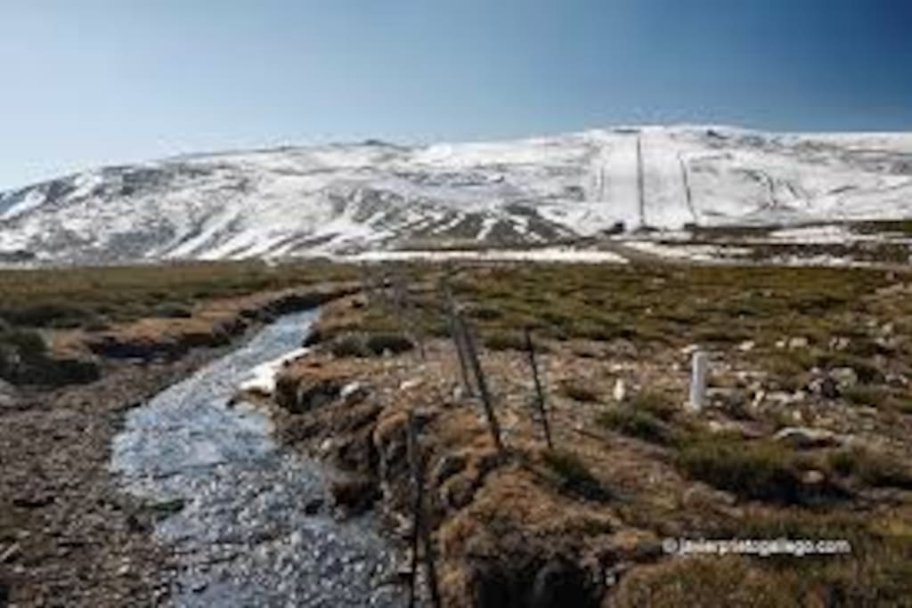 estacion de esqui la covatilla