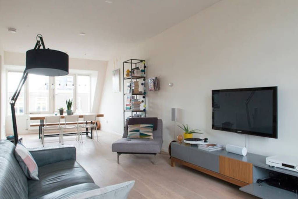 Beautiful amsterdam canal entire apartment appartamenti for Appartamenti in affitto amsterdam