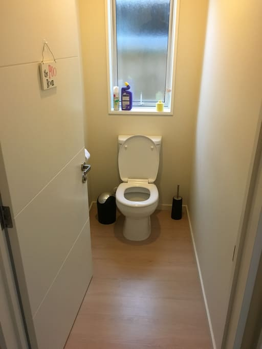 Separate Private Toilet