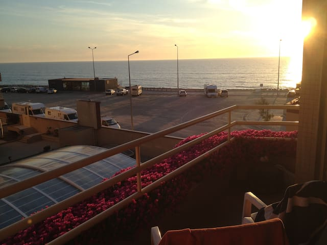 Facing the Sea - Touristic Inst. Registry Nº31391 - Ovar - Appartement