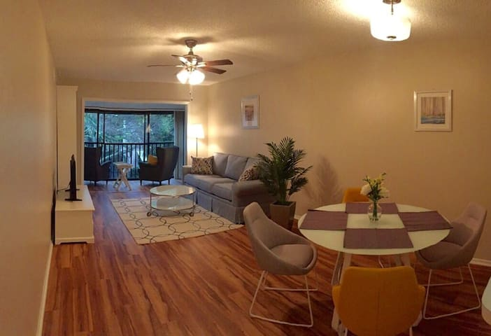 Cozy Apartment, only 0.5 mile to the beach! - Siesta Key