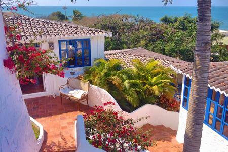 Casa KoKopelli - bungalow - Ballenita - Bungalow