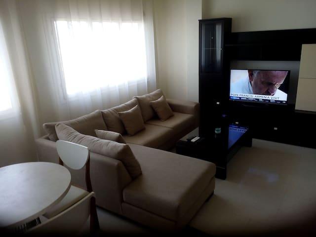 Vue sur le port et La Baie d'Alger - Alger - Appartement