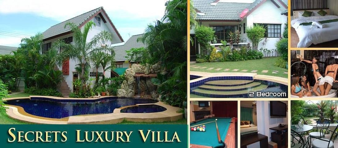 Stunning Luxury villa, private pool and games room