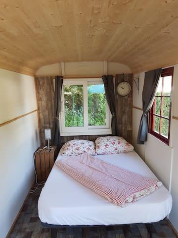 Uniek slapen in Oostvoorne!