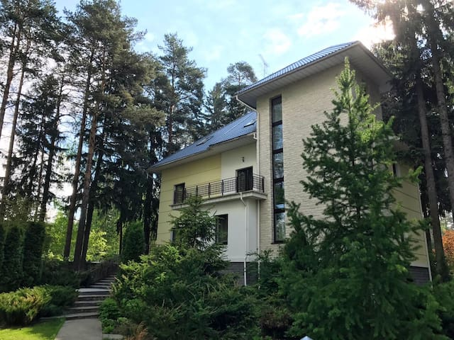 Villa on Kratovo