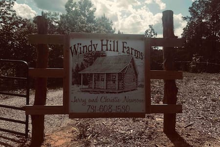 Windy Hill Cabin Rental