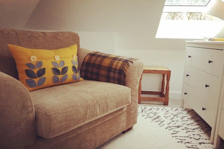 Carcluie Loft B&B - Ayrshire  - Bed & Breakfast