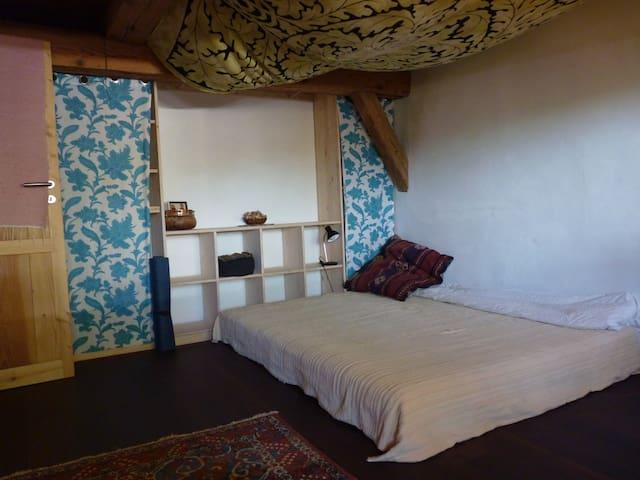 Schönes Zimmer auf dem Burkhardshof im Zastlertal