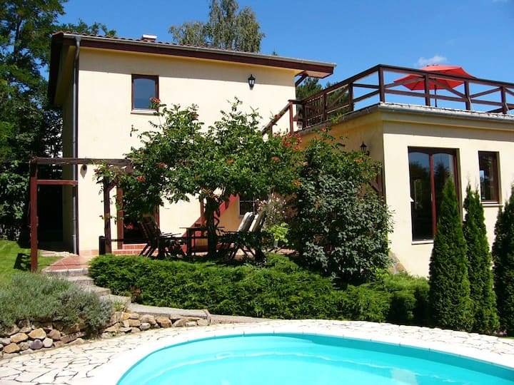 Vacation home near Budapest, ideal for Hungaroring